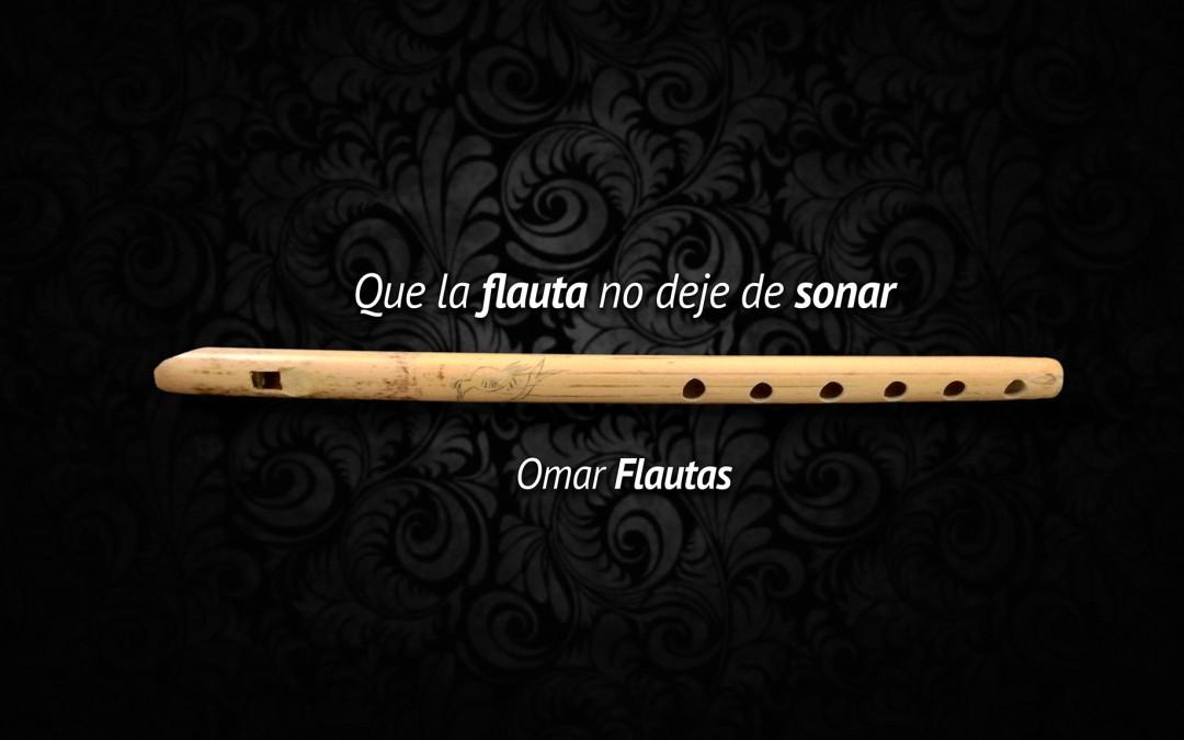 Flauta de Carrizo